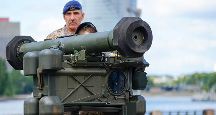 Латвийские военные. Архивное фото