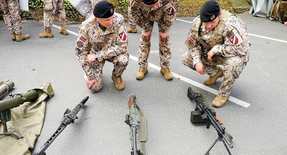 Latviajs karavīri