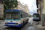 Троллейбусы Латвии