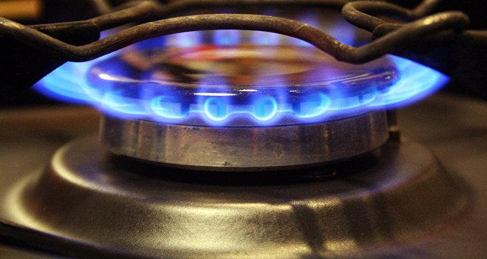Gāzes plīts. Foto no arhīva