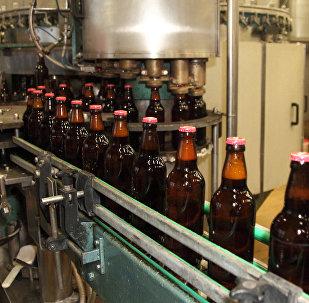 Alus ražošana.