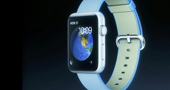 Rokas pulkstenis Apple CEO