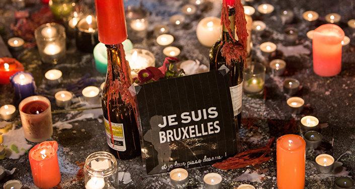 Briselē godināja terorisma uzbrukumos bojā gājušo cilvēku piemiņu