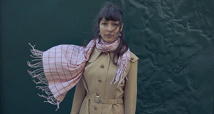 Портрет девушки. Архивное фото