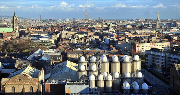 Pasaules pilsētas. Dublina. Foto no arhīva