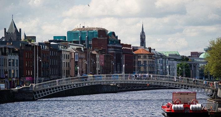 Dublinas panorāma, foto no arhīva