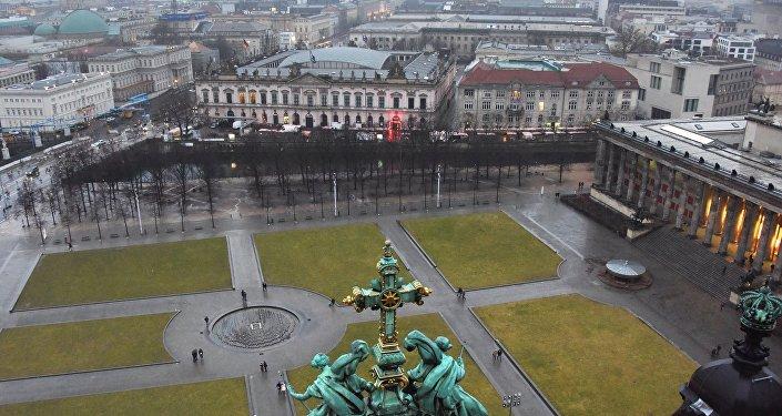 Берлин, архивное фото