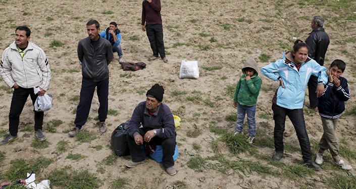 Ситуация с беженцами