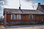 Дом в Латвии