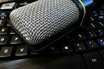 Микрофон на клавиатуре