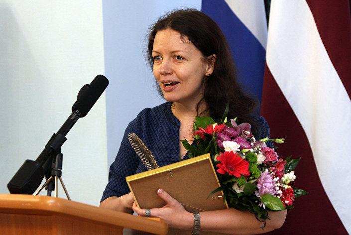 Izdevuma MK-Latvija galvenā redaktore Margita Sprancmane