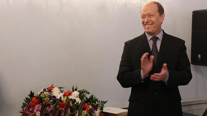 Aleksandrs Vešņakovs – Krievijas Federācijas vēstnieks Latvijas Republikā