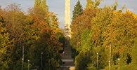 Памятник героям - памятник солдатам Красной Армии, погибшим в боях за Познань в 1945, Польша