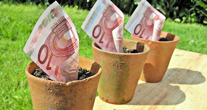 Выращивание банкнот