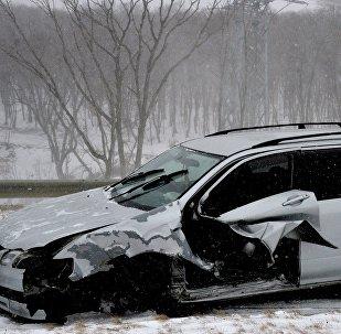 Ceļu satiksmes negadījums