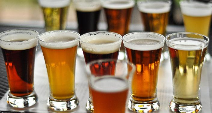 Алкогольные шоты. Архивное фото