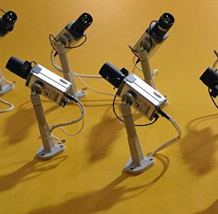 Videonovērošanas sistēmas. Foto no arhīva