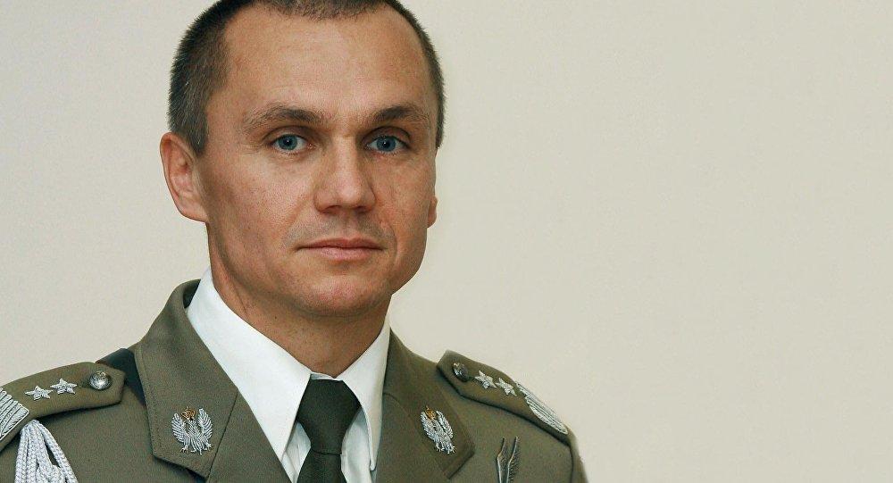 Польский генерал Роман Полько. Архивное фото