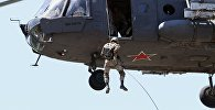 Учения воздушно-десантных войск России, архивное фото