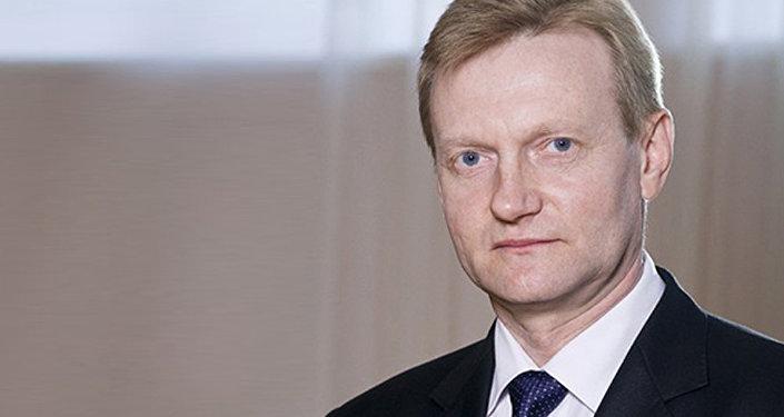 Депутат Иван Баранов. Архивное фото
