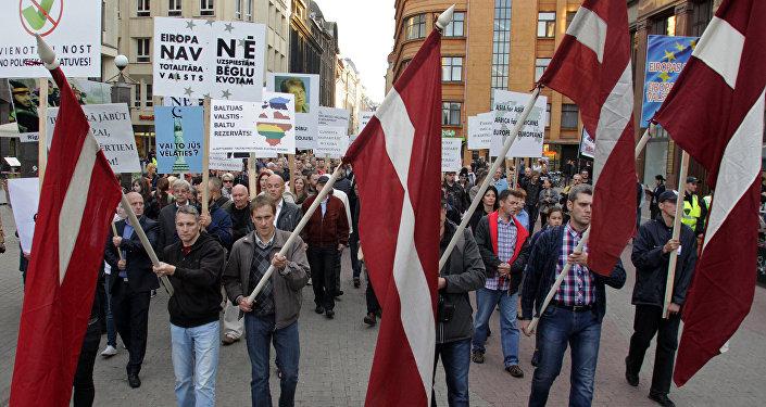 Опрос: 45% граждан Эстонии боится военного конфликта натерритории страны