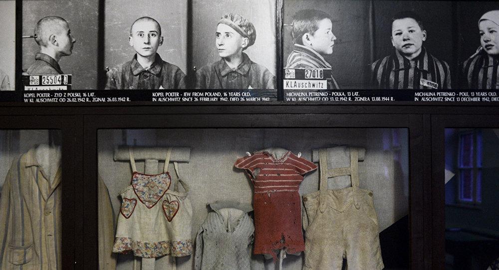 Музей концлагеря Аушвиц-Биркенау (Освенцим). Архивное фото