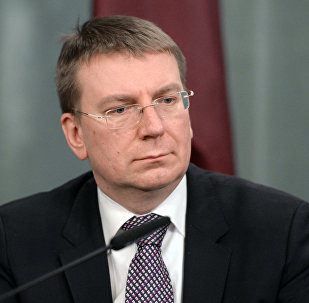 ĀM vadītājs Edgars Rinkēvičs