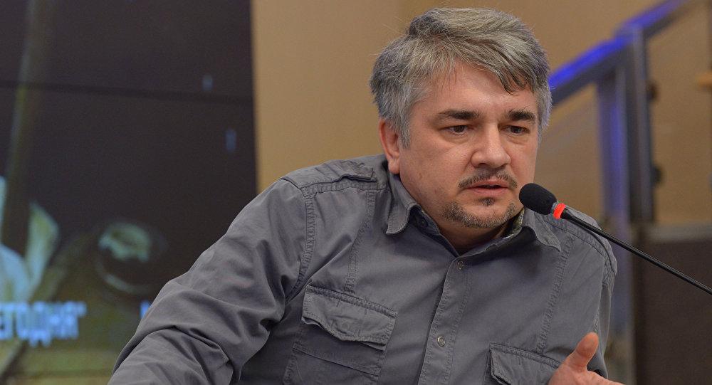 Sistemātiskās analīzes un prognožu centra prezidents Rostislavs Iščenko. Foto no arhīva