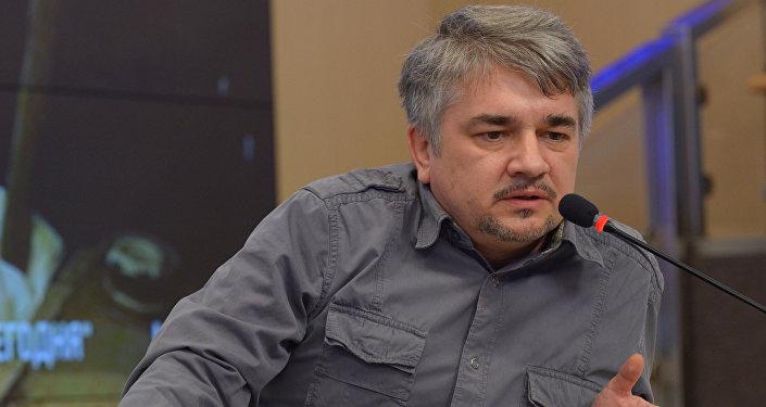 Rostislavs Iščenko, Sistemātiskās analīzes un prognožu centra prezidents. Foto no arhīva