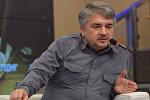 Rostislavs Iščenko, aģentūras Rossija segodņa komentētājs. Foto no arhīva