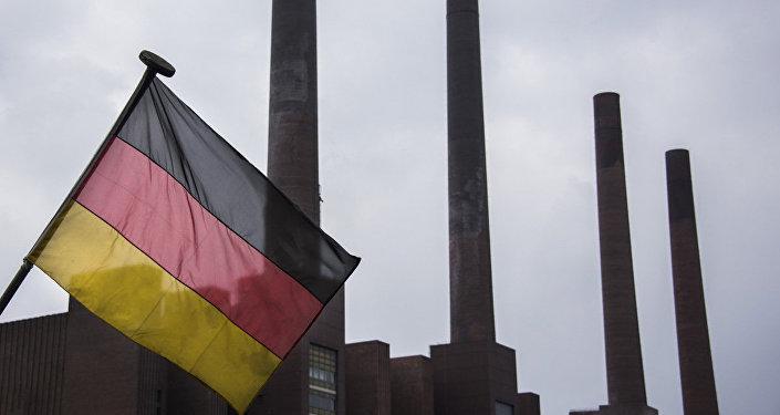 Завод в Германии. Архивное фото