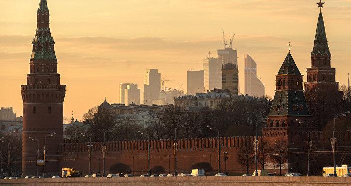Maskavas Kremlis. Foto no arhīva.
