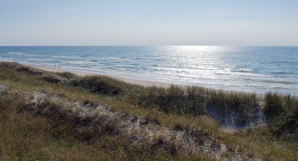 Балтийское море в Юодкранте
