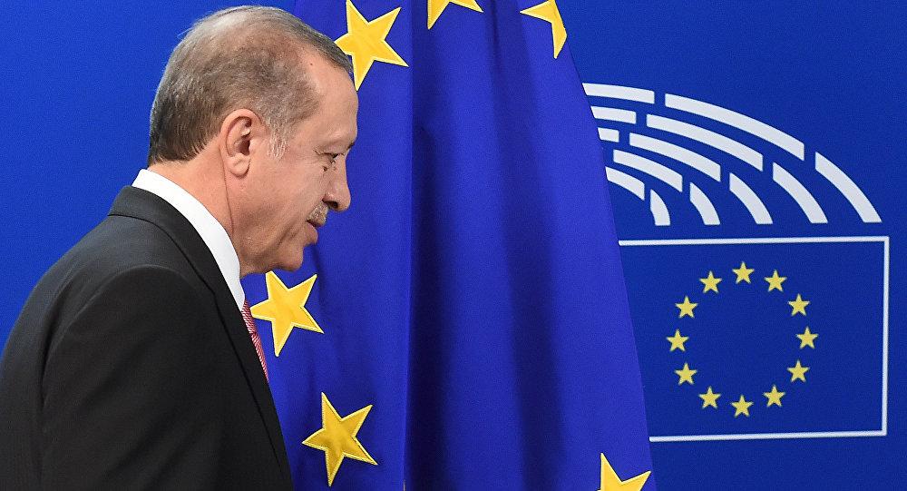 Turcijas prezidents Tajips Erdogans. Foto no arhīva