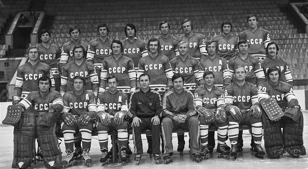 Сборная команда СССР по хоккею с шайбой