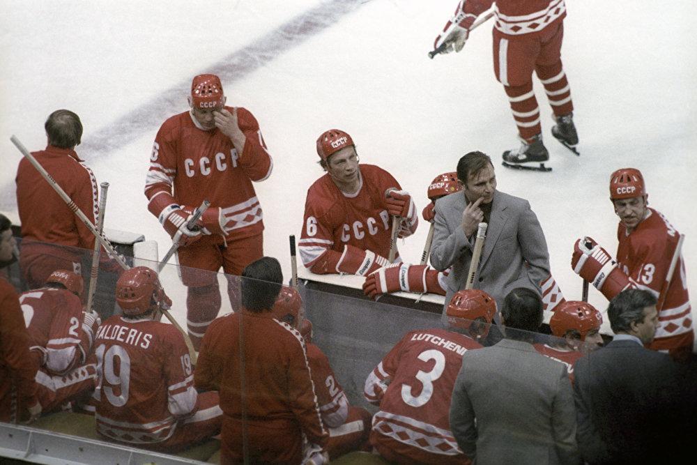 Сборная команда СССР по хоккею