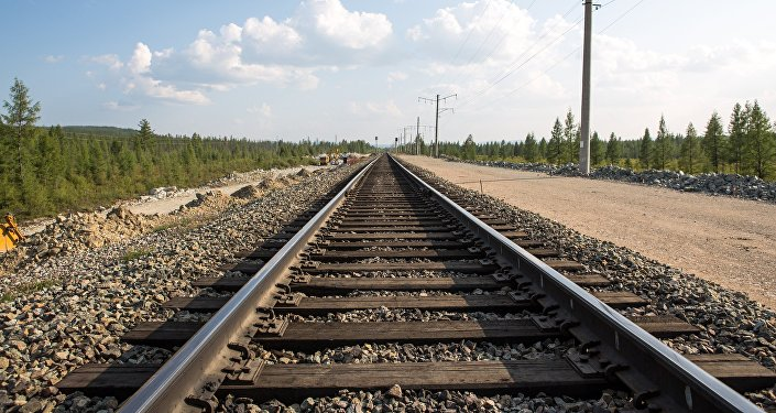 Dzelzceļš.Foto no arhīva