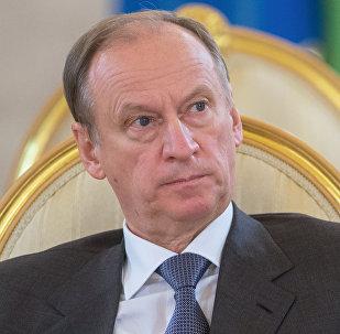 Секретарь Совета безопасности РФ Николай Патрушев, архивное фото