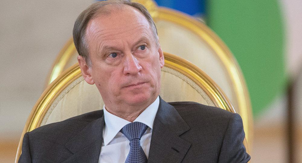 Krievijas Drošības Padomes sekretārs Nikolajs Patruševs
