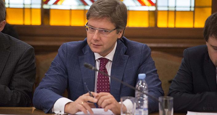 Нил Ушаков. Архивное фото