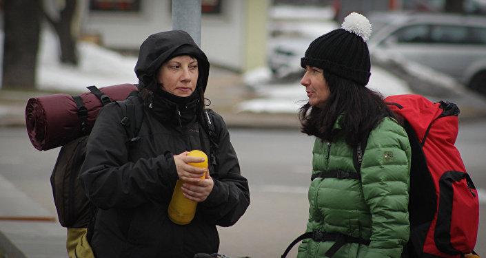 Latvijas iedzīvotājiem patīk ceļot. Foto no arhīva
