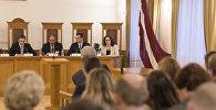 Satvesmes tiesa. Foto no arhīva