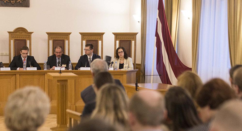 Satversmes tiesa Rīgā