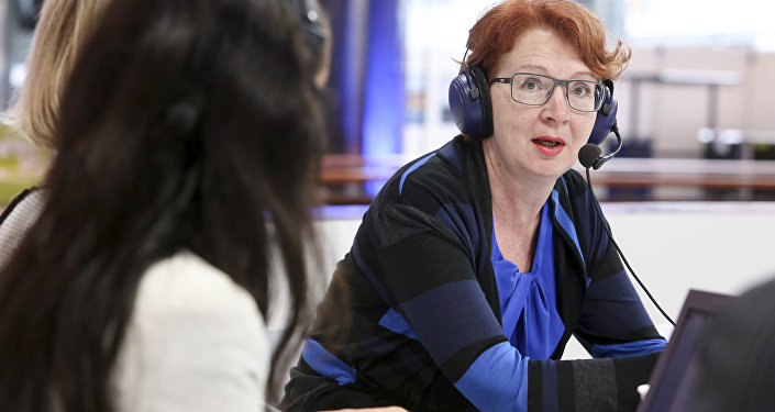 EP deputāte Jana Toma. Foto no arhīva