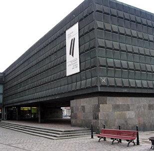 Okupācijas muzejs Rīgā. Foto no arhīva