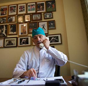 Ārsts. Foto no arhīva