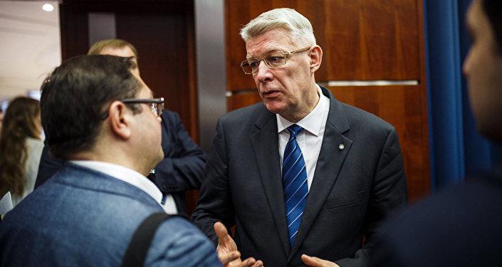 Рига выступает законструктивное сотрудничество сМосквой— Премьер Латвии