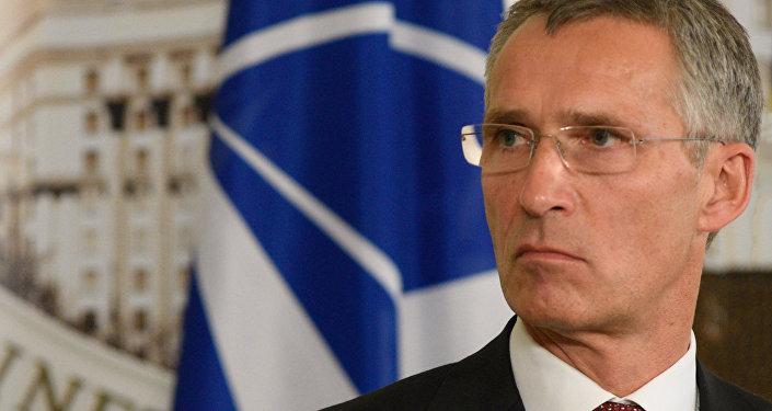 NATO vadītājs Jenss Stoltenbergs