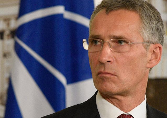 Генсек НАТО Йенс Столтенберг, архивное фото