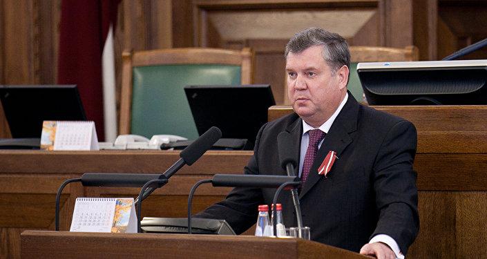 Saeimas deputāts Jānis Urbanovičs. Foto no arhīva